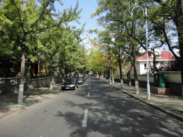 Qingdao Photos Taipingjiao Lu