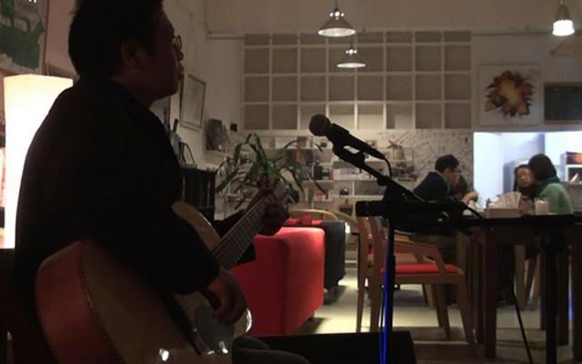 Zeng De Kuang Live in Qingdao