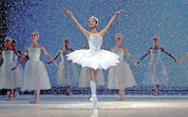 Nutcracker Qingdao Grand Theatre Russian Ballet