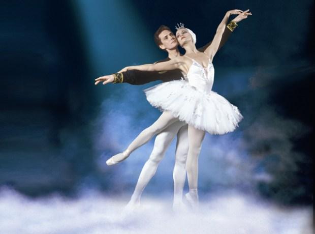 The Nutcracker Qingdao Grand Theatre Russian Ballet