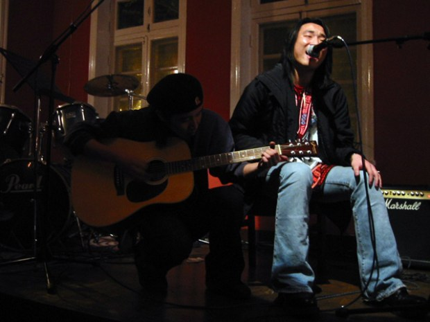 Qingdao Music La Villa Bones Jako