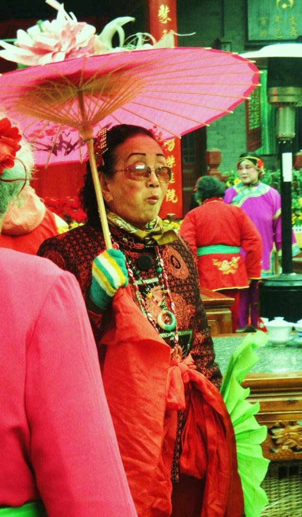 Qingdao Photos Chloe Lee Peking Opera