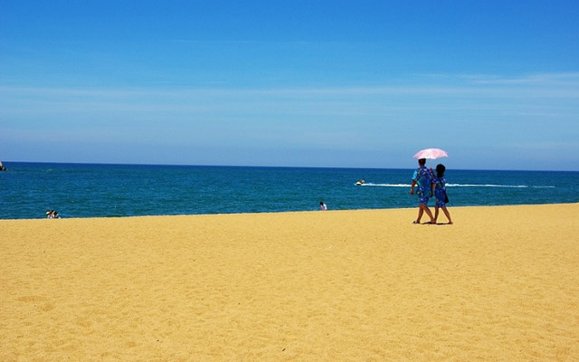Huangdao Qingdao Golden Sand Beach