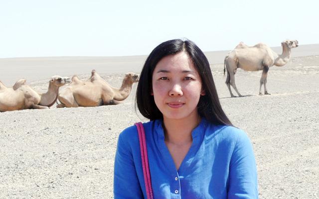 Qingdao Artist Wang Yu