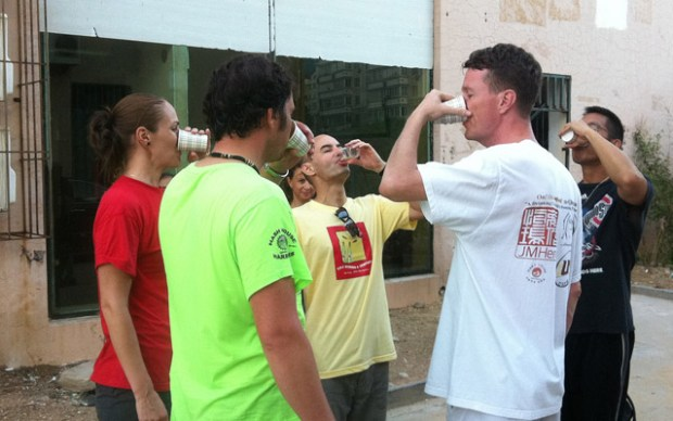Qingdao Hash House Harriers Beer