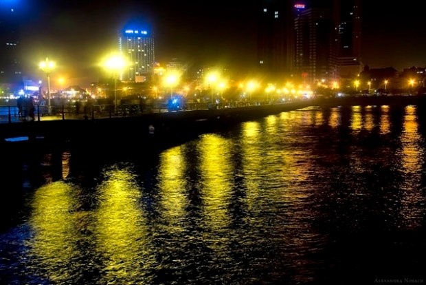 Qingdao Photos Alexandra Nosach Night View
