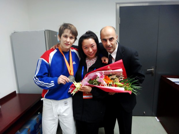 Qingdao Judo Grand Prix 2011 China Sunny