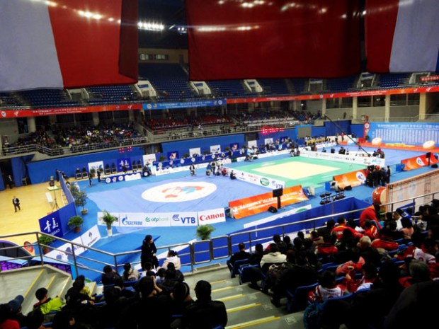 Qingdao Judo Grand Prix 2011 China