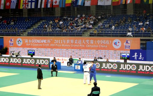 Qingdao Judo World Grand Prix 2011