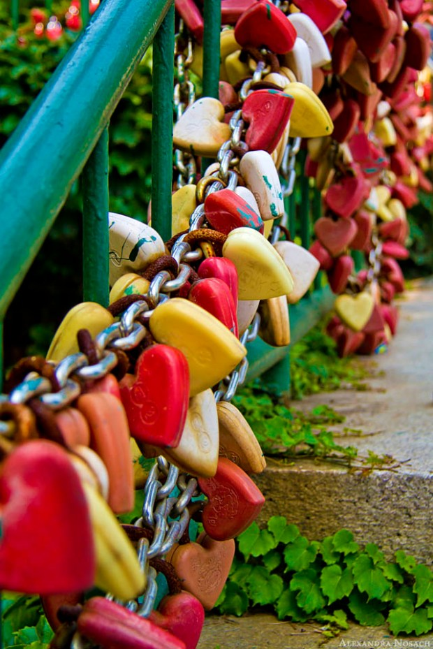 Qingdao Photos Alex Nosach Hearts Bridge