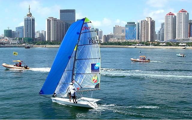 Qingdao Sailing Week Sailing Photo Exhibition