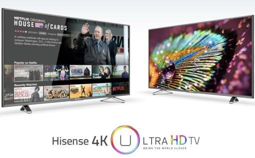 Hisense UHD 4K TV