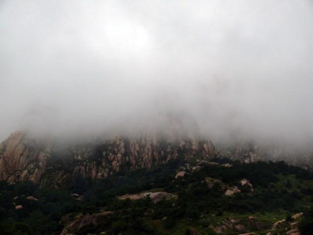 Qingdao Cloud Line Gar Kerbel Xiao Zhu Shan