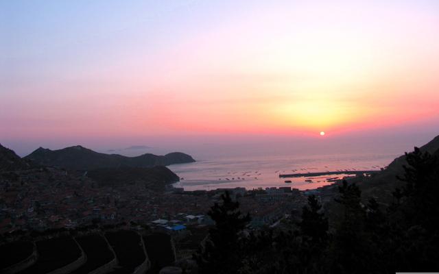 Laoshan Sunrise