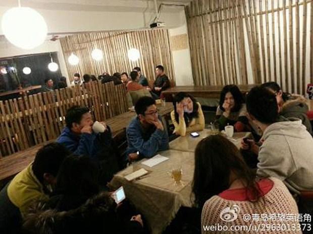MEC OUTLOOK Qingdao English Corner Sonospace Books