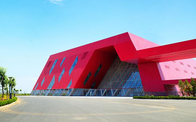 Qingdao Aoshan Bay Expo Center
