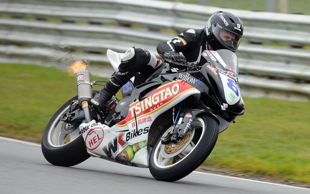 Tsingtao Beer WK Race Team British Superbike
