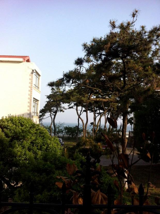 Impressions of Qingdao Rachel Sea