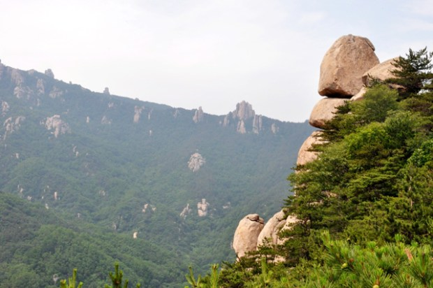 Qingdao Photos Laoshan Na Rock Tower 1