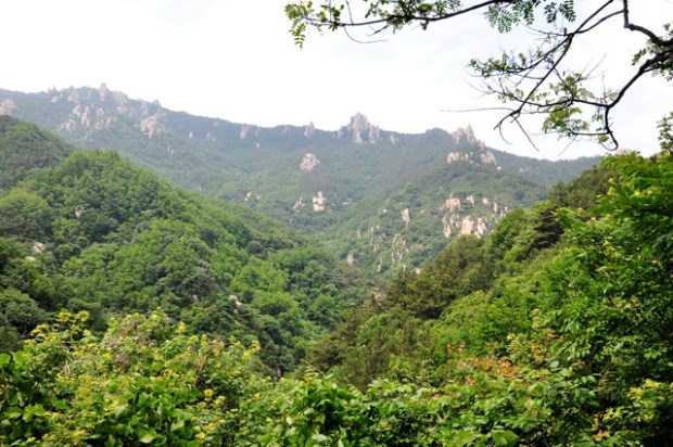 Qingdao Photos Laoshan Na Valley View