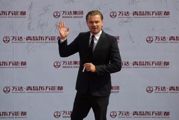 Qingdao Eastern Hollywood Leo DiCaprio