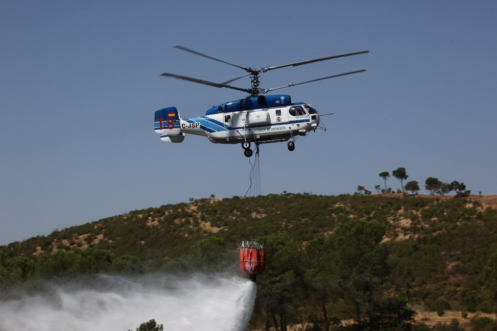 Russian Helicopter for Qingdao