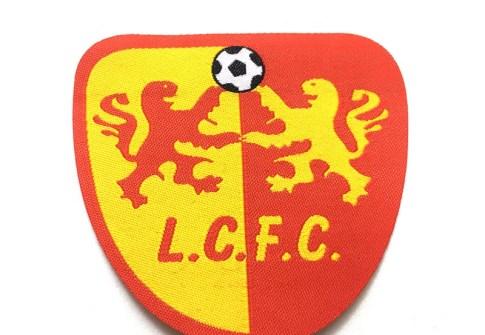 Laser Cut Sew on Garment Cheap Custom Clothing Logo Denim Soccer Patch