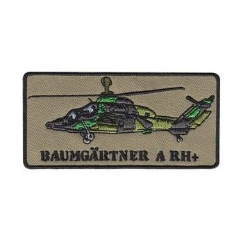 Aviation (embroidery) decorative patch maker