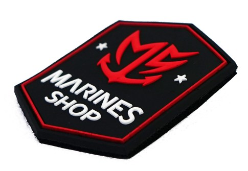 Any color 3D heat transfer silicone label made embossed logo PVC rubber patch