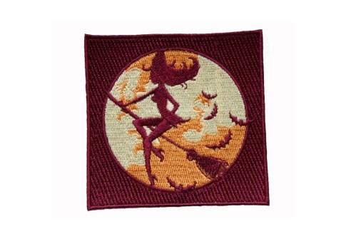 Wholesale Cartoon Souvenir Embroidery Iron On Patch No Minimum