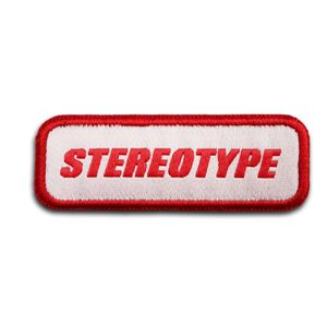 Customize woven patch