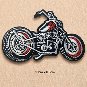 Motorcycle Patches