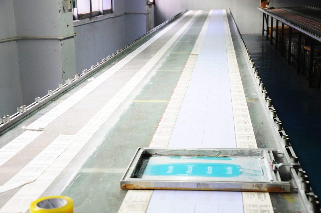 screen print platform
