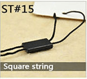 Square string