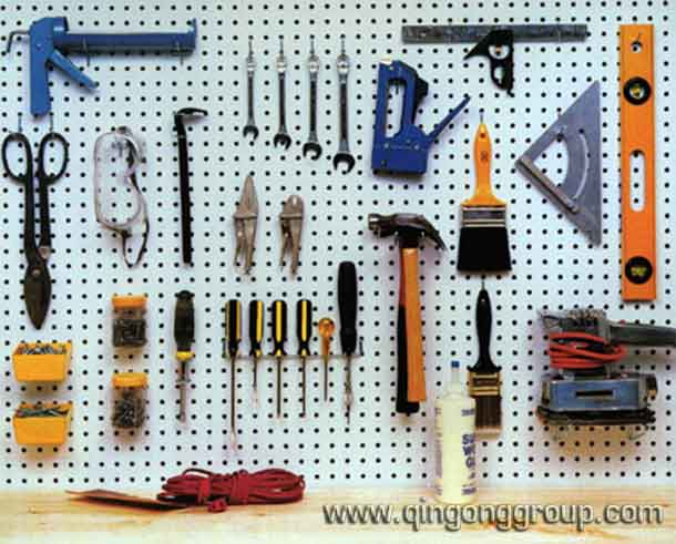 Cutting Pegboard
