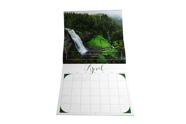 2019 Calendars Printing