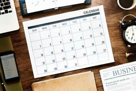 Calendar Printing 101: The Top Calendar Printing Tips