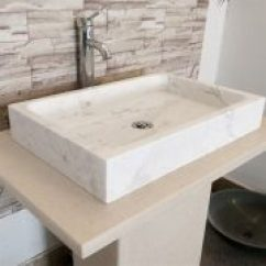 Travertine Kitchen Backsplash Lowes Copper Sink Grey Marble Bathroom Tile Qinyuan Stone 浴室瓷砖的厨房后挡板
