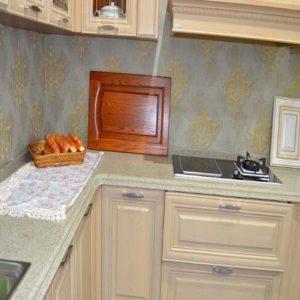lowes sinks kitchen mobile home 石英石台面 qinyuan stone part 2 全新设计的副本花岗岩台面