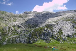 Plateau calcaire – Jour 2 – Tour du Marguareis – Juin 2016 – Trek, Rando, Italie