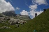 Pelouse fleurie – Jour 2 – Tour du Marguareis – Juin 2016 – Trek, Rando, Italie