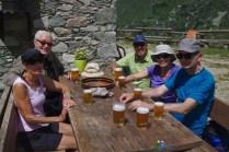 Bira a la spina – Jour 2 – Tour du Marguareis – Juin 2016 – Trek, Rando, Italie