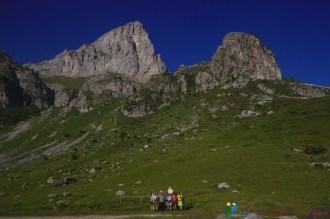 Le groupe – Jour 3 – Tour du Marguareis – Juin 2016 – Trek, Rando, Italie