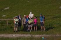 Le groupe et le guide – Jour 3 – Tour du Marguareis – Juin 2016 – Trek, Rando, Italie