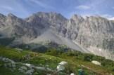 Au pied des falaises de la Punta Marguareis – Jour 4 – Tour du Marguareis – Juin 2016 – Trek, Rando, Italie