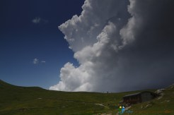 L'orage approche – Jour 4 – Tour du Marguareis – Juin 2016 – Trek, Rando, Italie