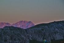 Chamois sur la crête – Jour 5 – Tour du Marguareis – Juin 2016 – Trek, Rando, Italie