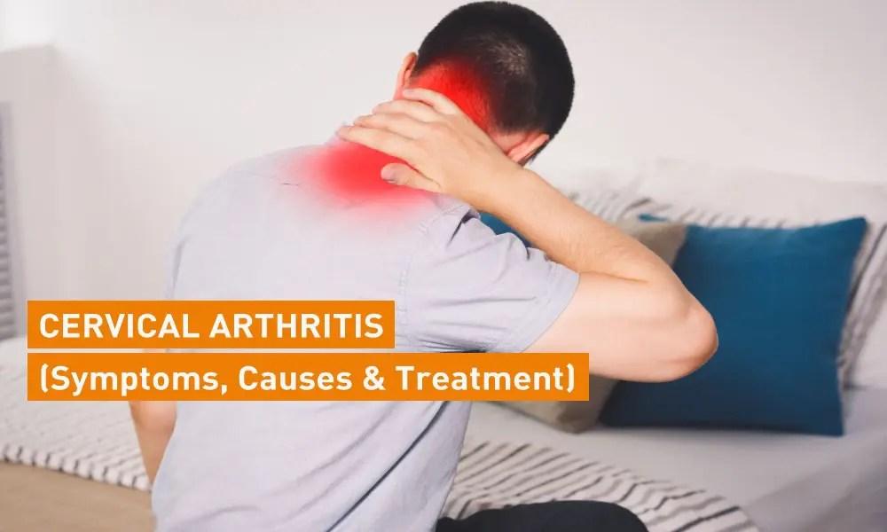 cervical arthritis neck arthritis