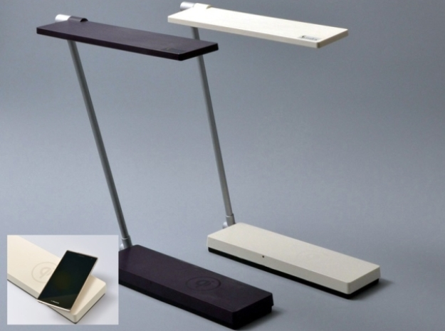 Etonnant Qi Wireless Desk Lamp