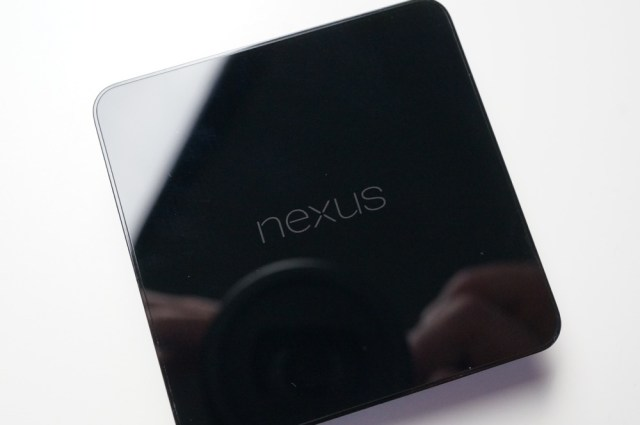 Nexus qi wireless charger